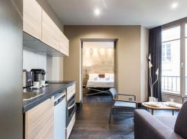 Hotel near ปารีส