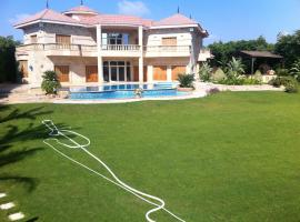Hotel photo: Luxury Villa at King Mariout