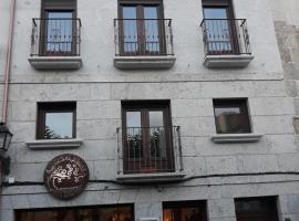 Hotel photo: Praza das Arbores Casa o chalet