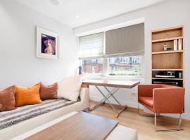 酒店照片: Lovely 1BR Home by River Thames! 2 guests