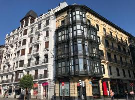 Foto di Hotel: Apartamento en el centro de Bilbao