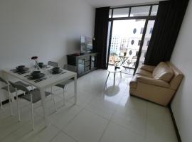 Hotel photo: 3BR Apartment GL near Bugis