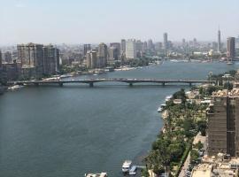 Хотел снимка: Nile Galaxy Suites & Apt