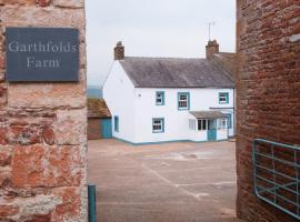 Hotel photo: Garthfolds Farmhouse