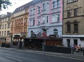 Hotel near Uście nad Łabą