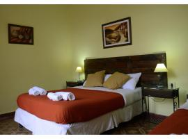 A picture of the hotel: Las Jarillas - Alojamiento Turistico