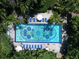 Hotel near Bahamy