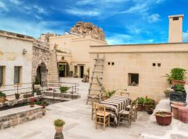 Hotel photo: Maze Of Cappadocia Hotel