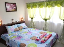 Hotel photo: Feel Awesome Room Near SM & Robinsons Galleria Mall by Feel Great Stay Condotels