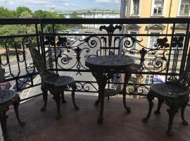 Foto di Hotel: Apartment Hermitage view