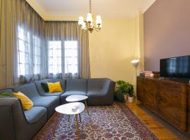 A picture of the hotel: Authentic Retro Flat in City Center