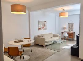 Фотография гостиницы: Apartamento turístico en pleno centro de Ferrol
