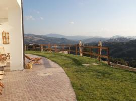 Hotel photo: Country B&B Piani del Mattino