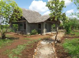 Hotel photo: Ryllod Sunrise Lodge, Meru National Park