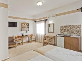 Hotel photo: Philoxenia Studios 3