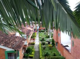 Hotel foto: Espacio tranquilo, zonas verdes