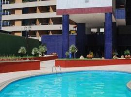Hotel photo: Ed Porto Iracema ap 507