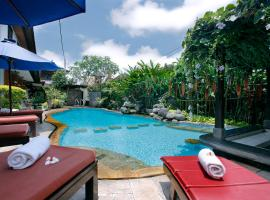 Hotel photo: Yulia Village Inn Ubud