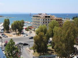 Hotel Photo: Exclusive Apartment in Glyfada Centre, 1' to Beach