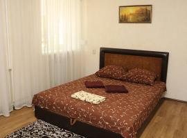 Hotel near Zaporizja
