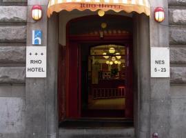 Hotel near Nederländerna