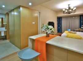 Hotel foto: Qingdao Yuelan Condo Hotel