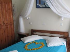 Hotel photo: Villa Nikos Kamari