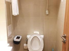 Hotel photo: Yantai University West Gate Deluxe One-Bedroom Apartment