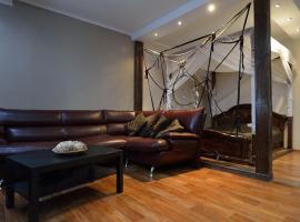 รูปภาพของโรงแรม: Chalet - Interior