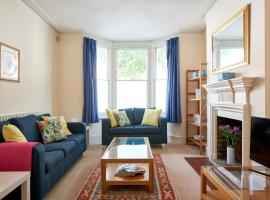 A picture of the hotel: Beautiful 3 bed Victorian House w/ garden