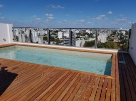 A picture of the hotel: Espacio moderno