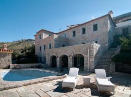 A picture of the hotel: Villa Stergiali,Hydra
