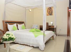 Hotel near 卢旺达
