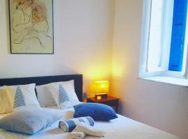 Hotel photo: Cycladic House Down Town Chora,Andros