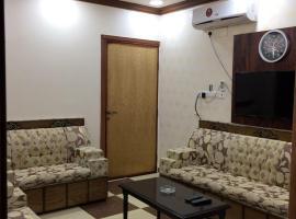 Hotel near Najran