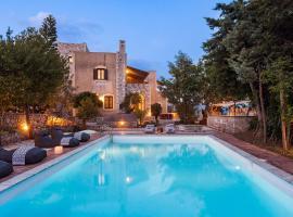 Hotel photo: Mani Peninsula Villa