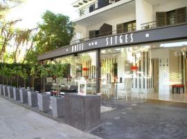 Hotel photo: Hotel Sitges