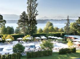 Hotel photo: La Réserve Genève Hotel & Spa