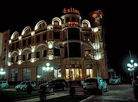 Hotel near Qarshi