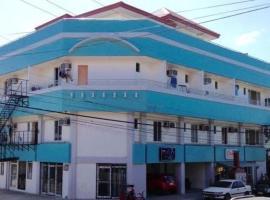 Hotel near Bacólod