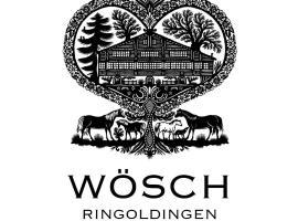 صور الفندق: Begegnungshof Wösch Ringoldingen