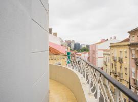 Hotel photo: Central 3 bed apartment next to Praça de Espanha