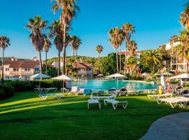호텔 사진: Aparthotel HG Jardin de Menorca