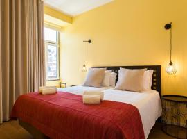 Hotel photo: Downtown Square Deluxe Apartment  RentExperience