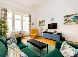 Hotel photo: MAGNIFICENT apartment in the centre of Budapest