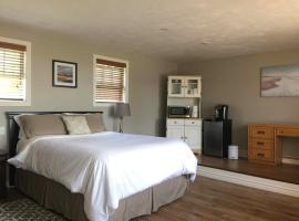 Hotel photo: Alma Shore Lane Suites & Cottages