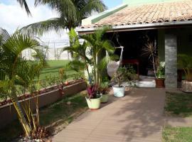 รูปภาพของโรงแรม: Recanto Farol de Itapuã