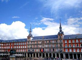 A picture of the hotel: Plaza Mayor-Amy Casa