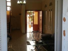 ホテル写真: Caza bianka cote du nord egypte