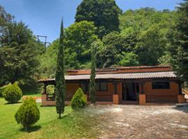 Hotel photo: Cabaña Hridaya Club Garden